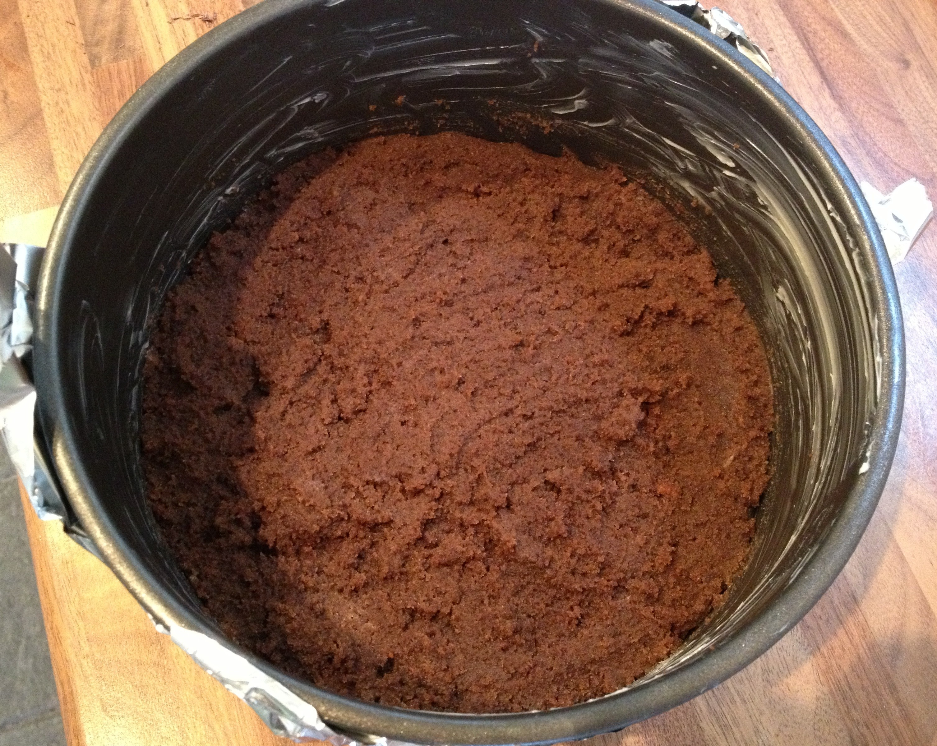 How To Perfectly Level Cake Mix In Tin