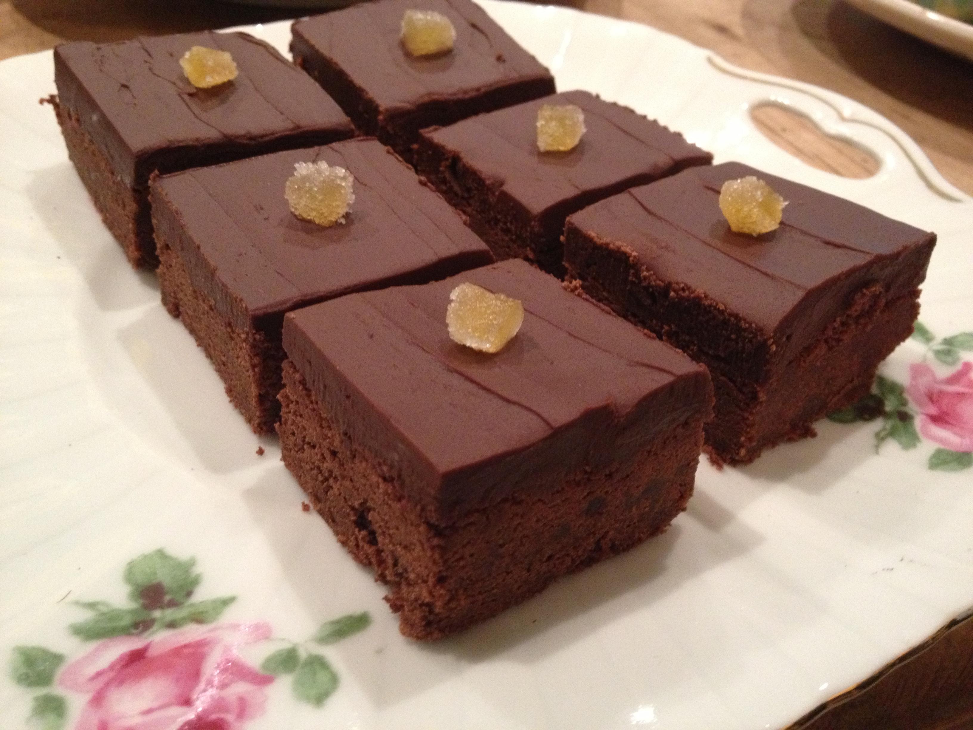 Dark Chocolate Orange Shortbread Recipes — Dishmaps