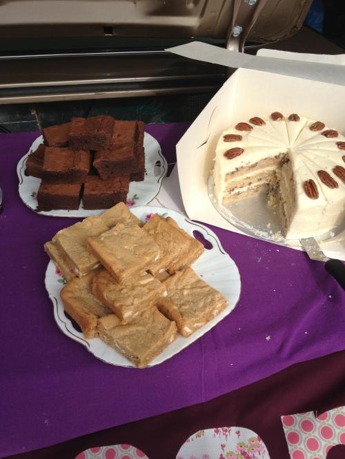 Afternoon Tease Pop Up Cake Shop