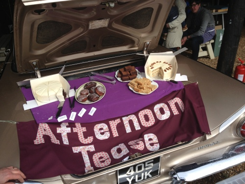 Afternoon Tease Pop Up Cake Shop