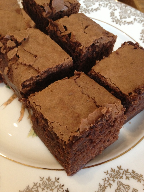 Stout brownie