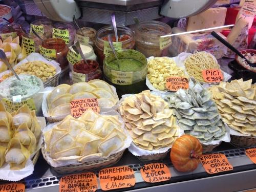 Sant'Ambrogio market