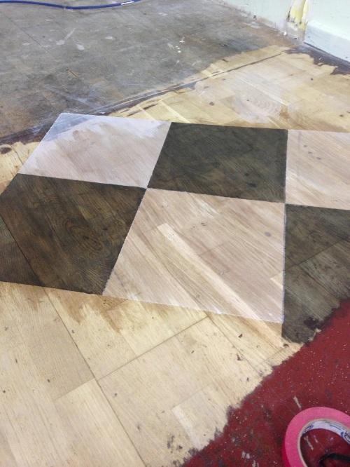 Floor trial complete