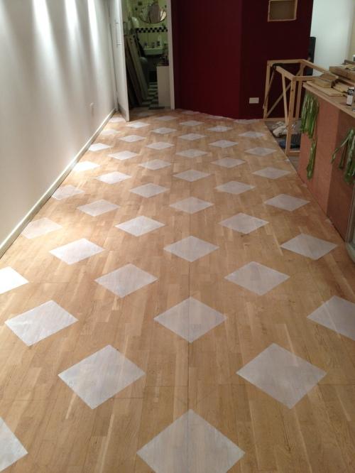 Flooring day 2