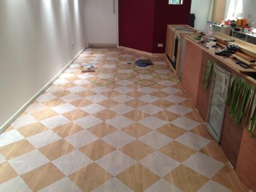 Flooring day 3