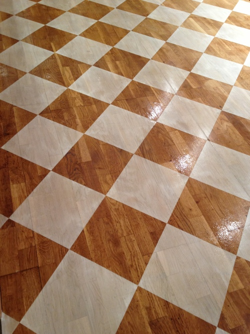 Floor day 3